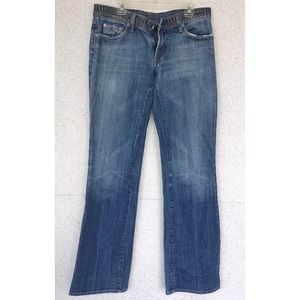 7 FOR ALL MANKIND - Studded Bootcut Jeans